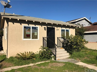 Los Angeles Single Family Home For Sale: 233 E 77th Street