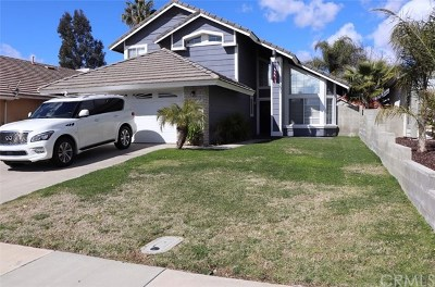 Murrieta Single Family Home For Sale: 39991 Falcon Way