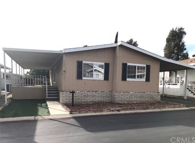 Anaheim Mobile Home For Sale: 5815 E La Palma Avenue