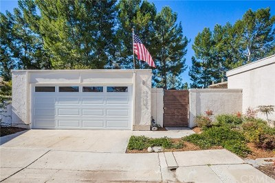 Laguna Niguel  Single Family Home For Sale: 24275 Tahoe Court