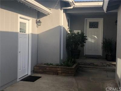 La Mirada Single Family Home For Sale: 14620 Biola Avenue