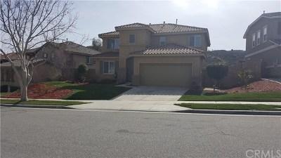 Lake Elsinore Single Family Home For Sale: 31999 Sugarbush Lane