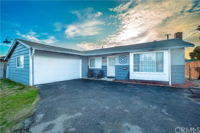 Pomona Single Family Home For Sale: 1611 S Palomares Street