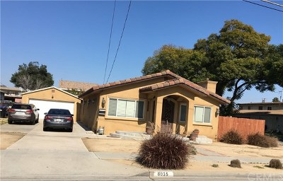 Downey Single Family Home For Sale: 8035 7th Street