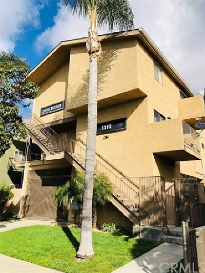 Long Beach Condo/Townhouse For Sale: 3305 E Ransom Street #H