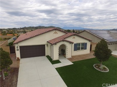 Menifee Single Family Home For Sale: 24072 Deputy Way