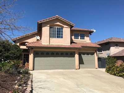 Lake Elsinore CA Single Family Home For Sale: $370,000