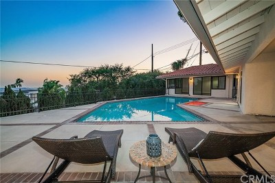 Fullerton Single Family Home For Sale: 1401 N Raymond Avenue