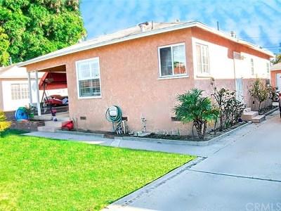 Lynwood Single Family Home For Sale: 4712 Arlington Avenue