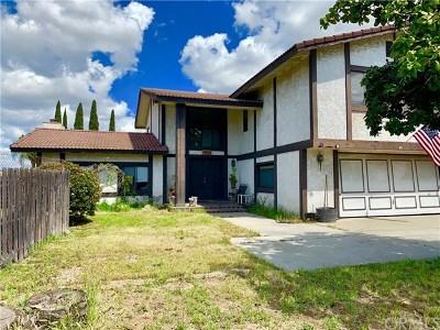 La Mirada Single Family Home For Sale: 14625 Stage Road