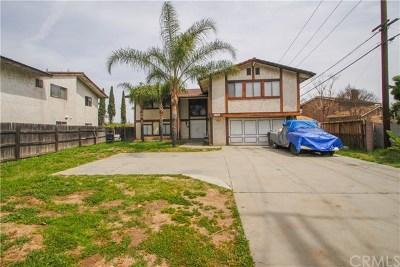 La Mirada Single Family Home For Sale: 14629 Stage Road