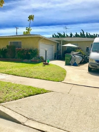 Hawthorne Single Family Home For Sale: 5332 W 140th Street