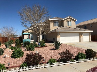Adelanto Single Family Home For Sale: 9864 Maple Court