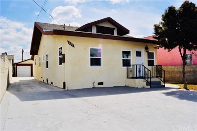 Single Family Home For Sale: 824 S Hicks Avenue