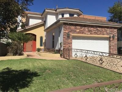 Monterey Park Single Family Home For Sale: 725 Harding Avenue