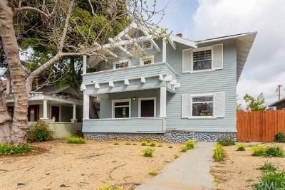 Pomona Single Family Home For Sale: 235 E Kingsley Avenue