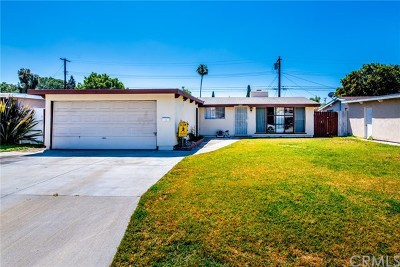 La Mirada Single Family Home Active Under Contract: 14120 Angell Street