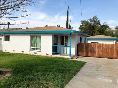 Riverside Single Family Home For Sale: 3645 Strong Street