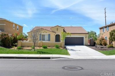 Menifee Single Family Home For Sale: 30679 View Ridge Lane