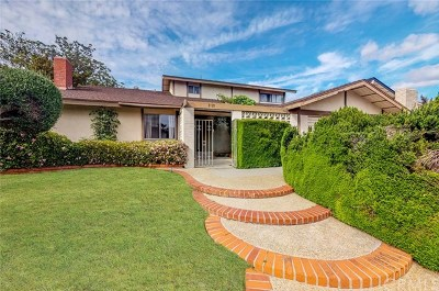 Anaheim Single Family Home For Sale: 2129 W Chanticleer Road