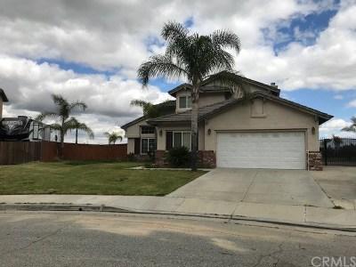 Lake Elsinore Single Family Home For Sale: 15800 Half Moon Drive