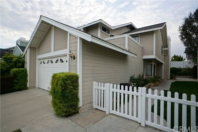 Laguna Hills Single Family Home Active Under Contract: 15 Hidden Creek Lane
