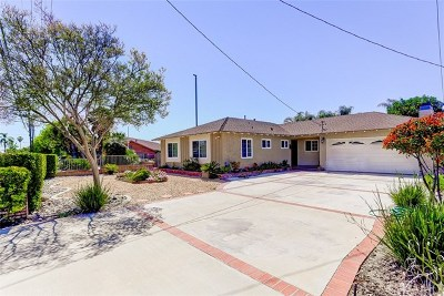 Pomona Single Family Home For Sale: 905 Washington Avenue