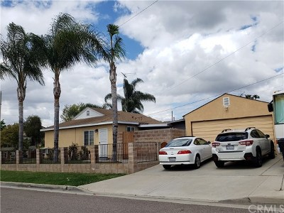 Whittier Single Family Home For Sale: 12102 Burgess Avenue