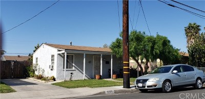 Paramount Single Family Home For Sale: 8309 Quimby Street