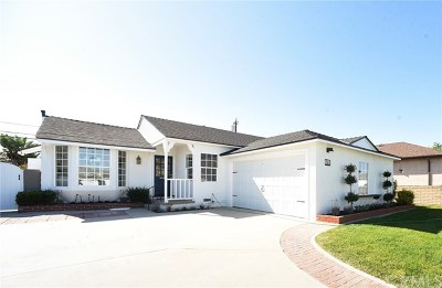 Los Alamitos Single Family Home For Sale: 11161 Ticonderoga Drive