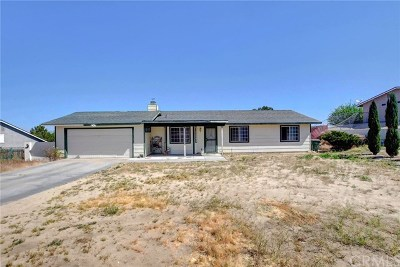Victorville Single Family Home For Sale: 16824 Kayuga Street