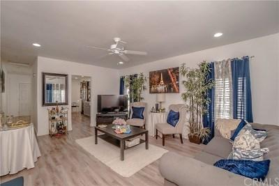Compton Single Family Home For Sale: 1217 E Golden Street