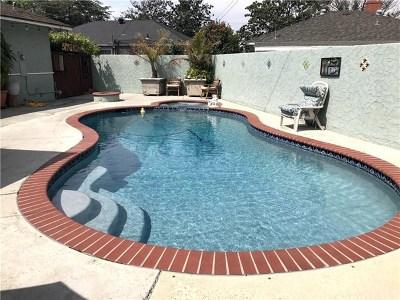 Long Beach Single Family Home For Sale: 5485 E 28th Street