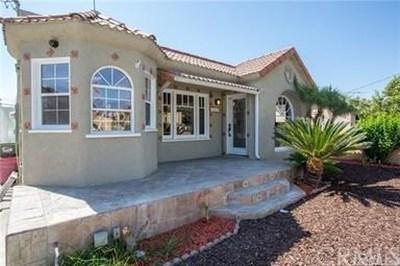 Hawthorne Single Family Home For Sale: 11639 Menlo Avenue