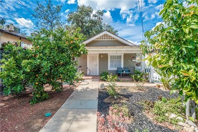 Pasadena Multi Family Home For Sale: 1419 El Sereno Avenue