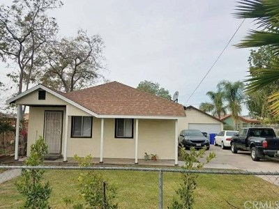 Fontana Multi Family Home For Sale: 9284 Pepper Avenue