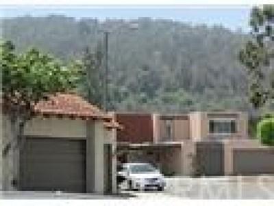 Whittier Condo/Townhouse For Sale: 13011 Via Del Sol Avenue