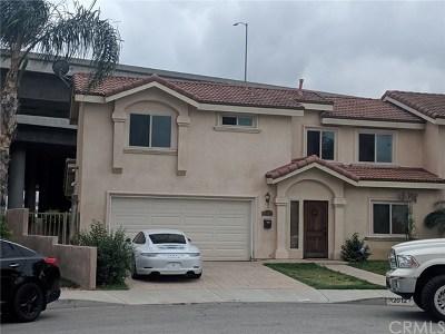 Norwalk Single Family Home For Sale: 12012 Piuma Avenue