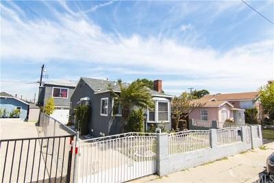Compton Multi Family Home For Sale: 621 W Plum Street