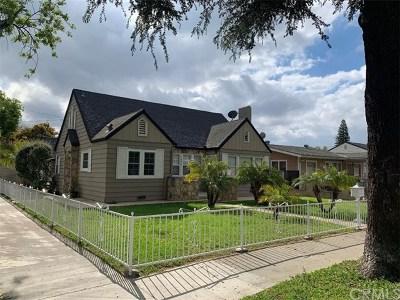 Santa Ana Single Family Home For Sale: 1401 S Parton Street