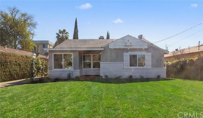 Van Nuys Single Family Home For Sale: 16034 Hartland Street