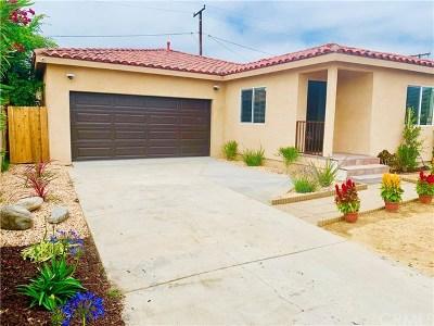 Hawaiian Gardens Single Family Home For Sale: 22203 Joliet Avenue