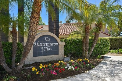 Rancho Cucamonga Condo/Townhouse For Sale: 9764 Huntington Drive #B1