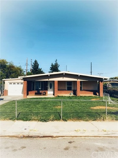 Chino Single Family Home For Sale: 13279 19th Street