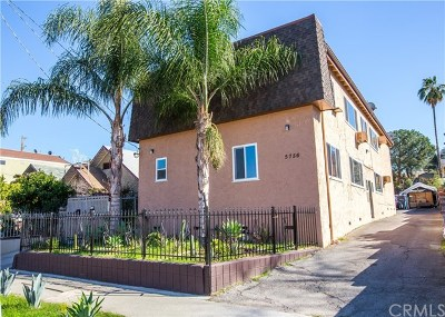 Highland Multi Family Home For Sale: 5756 Aldama Street