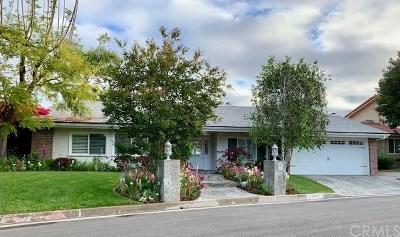 Tarzana Single Family Home For Sale: 4847 La Montana Circle