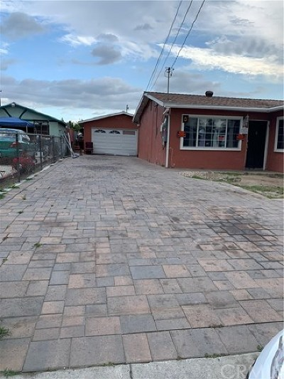 Baldwin Park Single Family Home For Sale: 12816 Waco Street