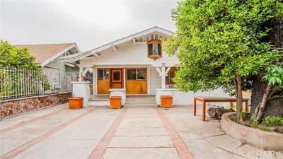 Los Angeles Single Family Home For Sale: 330 E 57th Street