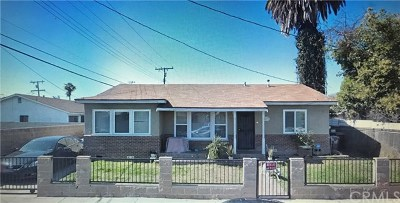 Compton CA Single Family Home Active Under Contract: $399,000