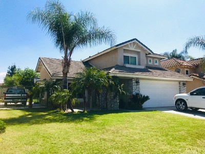 Jurupa Single Family Home Active Under Contract: 5430 Blue Springs Circle